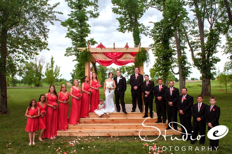 Wedding in Nicholasville - R J Corman (17)